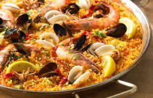 La expansión de la gastronomía española, ¡hasta es posible comprar paella online!