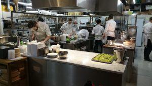 Consejos para evitar riesgos laborales restaurante