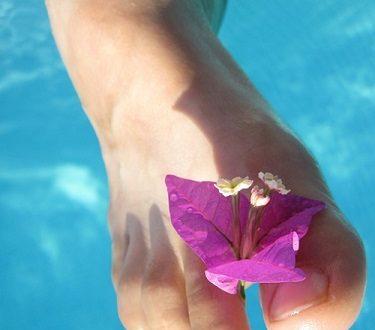 hongos en-los pies y uñas